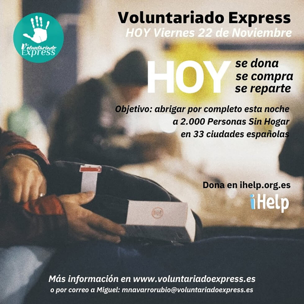 Voluntariado express