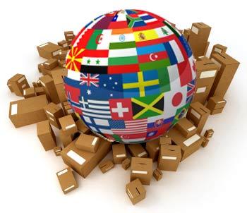 Save money on international shipping