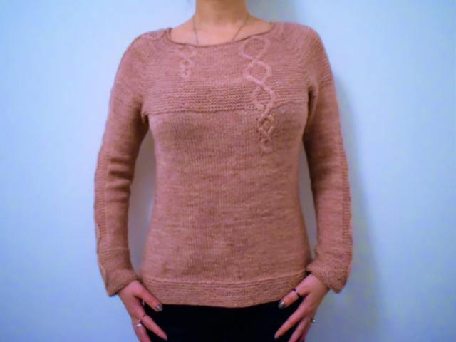 Tricot Pull Baby Cables 1