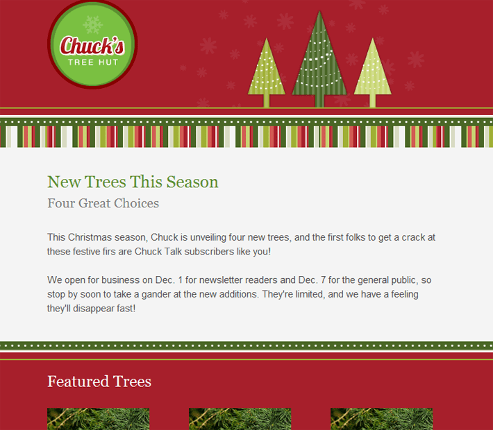 Happy Holidays Email Templates For New Year 2013