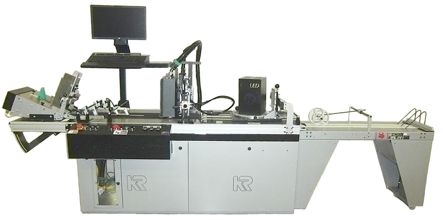 Kirk phoenix-printer-front-angle