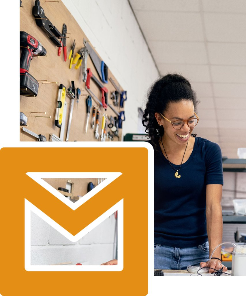 CloudMail makes essential email features accessible to the whole team