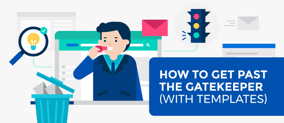 How To Get Past The Gatekeeper With Templates