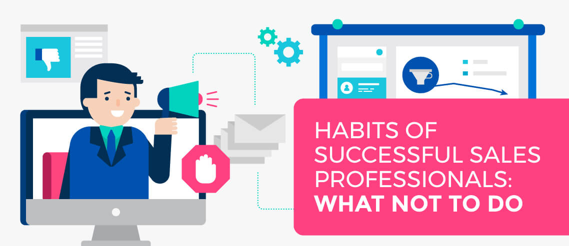 habits of successful salespeople