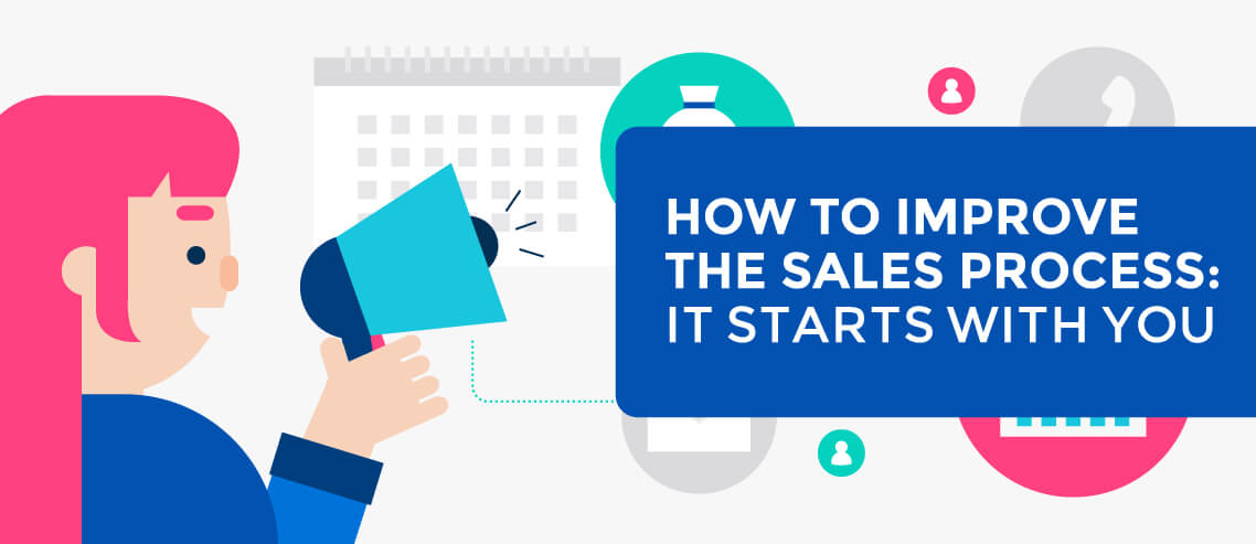 how to improve the sales process
