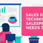 Sales Skills & Techniques Every Salesperson Needs to Master