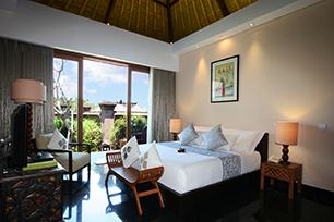 Presidential Villa Rama, Double Bed Room 204