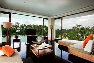 Presidential Villa Rama, Living Room 204