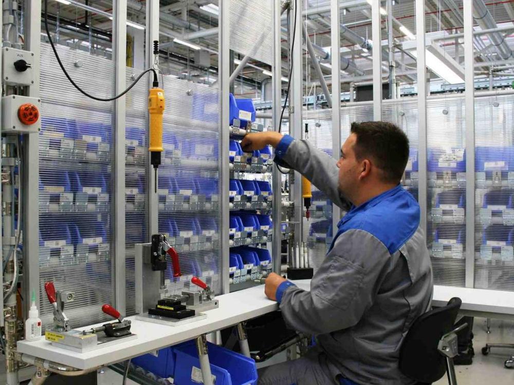 Resultado de imagen de trabajo industrial