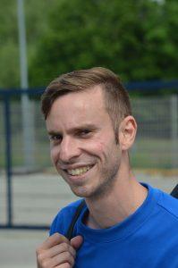 Emir Haskic wechselt als Trainer zum FSV - die Jungs werden ihn vermissen!       FOTOS (2): Igor Sluga