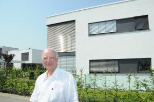 """""""Das Resultat ist überzeugend"""", sagt Prof. Dietrich-W. Drysse, Vorsitzender des Gestaltungsgremiums"""