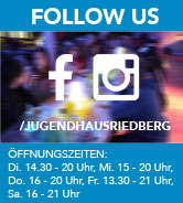 Banner-JugendhausRiedberg