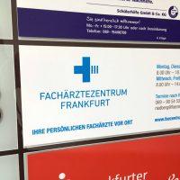 Fachärztezentrum Riedberg schließt Ende September!