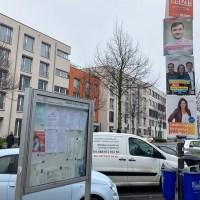 """Wahlplakate beschädigt, weil sie """"nerven"""""""