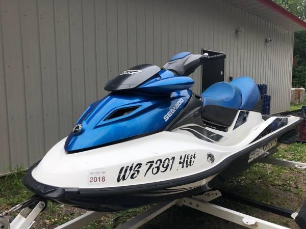 2007 Sea-Doo GTX 155
