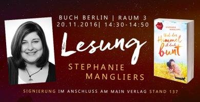 Lesung Buch Berlin 2016