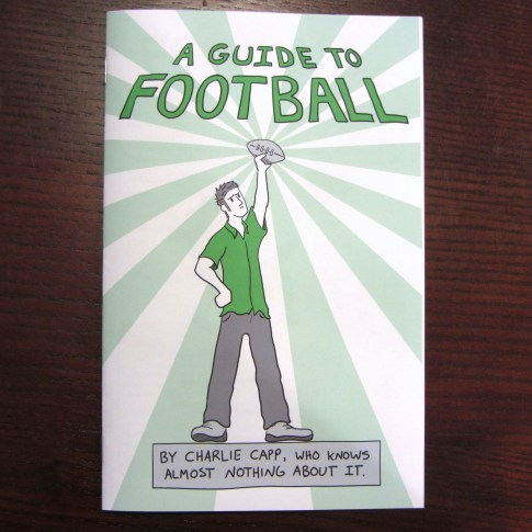 A Guide to Football - Cover
