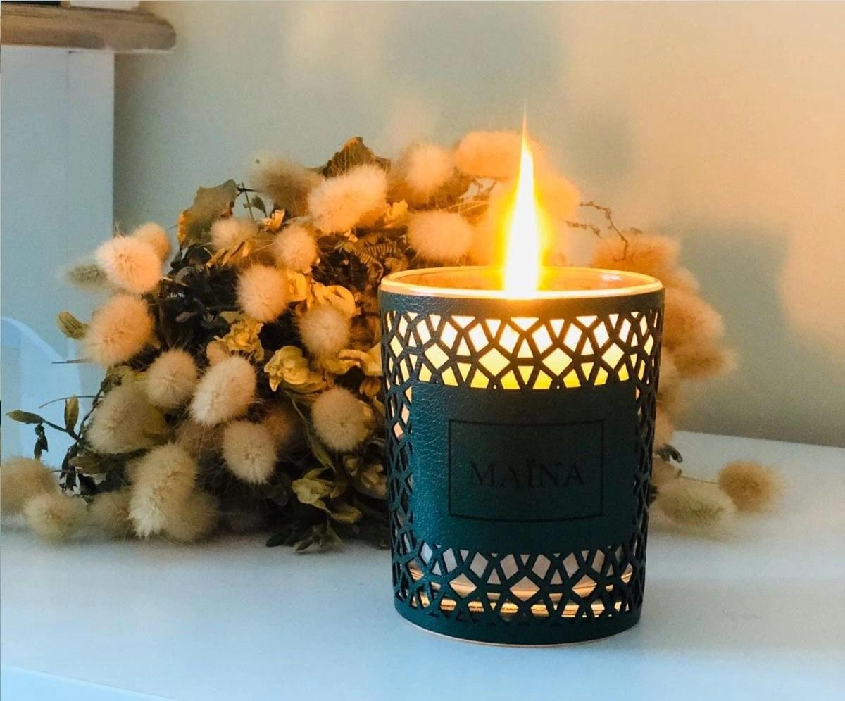 bougies oientale maïna