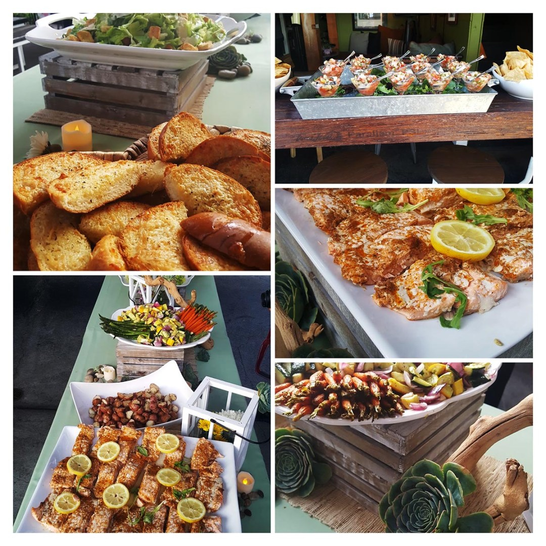 Catering Samples