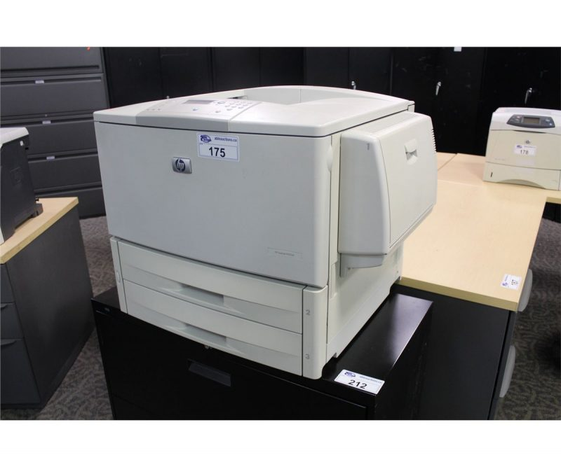 rental printer hp 9050dn penyewaan printer cikarang