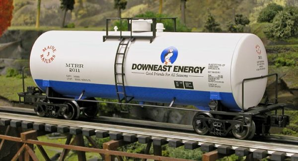 2011 Downeast Energy Tank Car