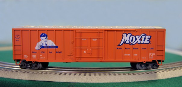 2015 Moxie 50' Box Car