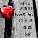 For the love of art 2017. UMVA-LA.