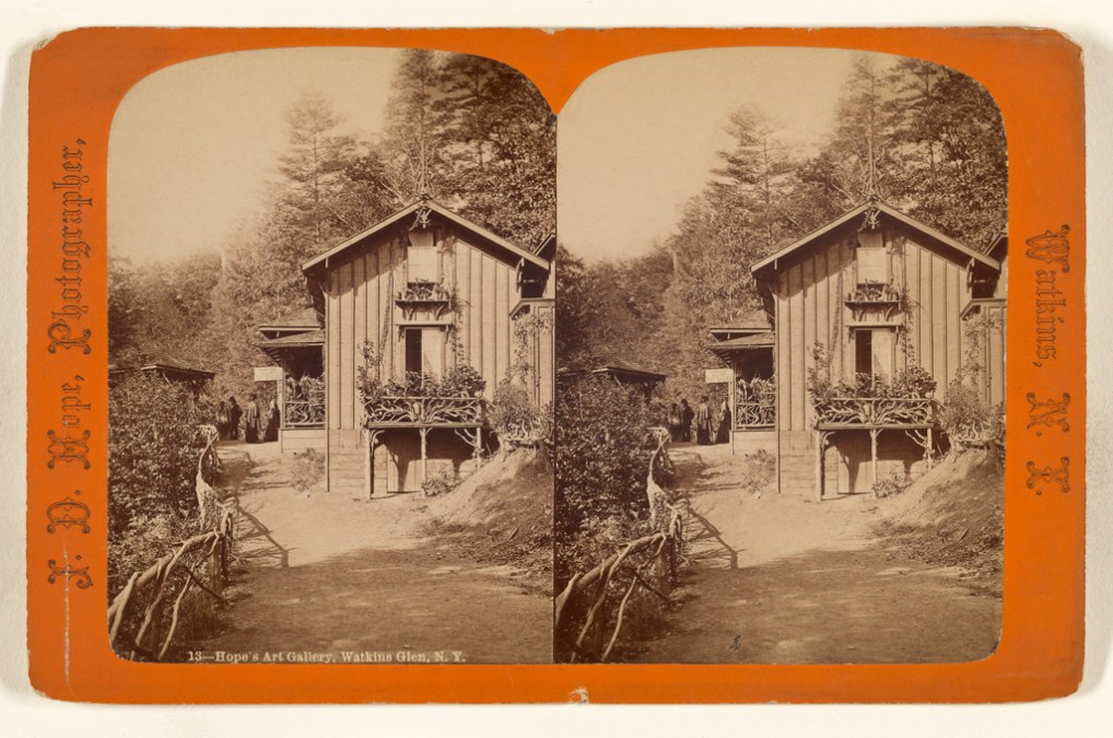 Studio and Stagecraft, James Hope's Watkins Glen Art Gallery 1872-1892 by Jane Bianco