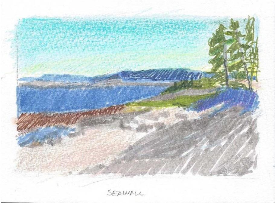 McGurk 2 Seawall Shoreline and Trees EDITED