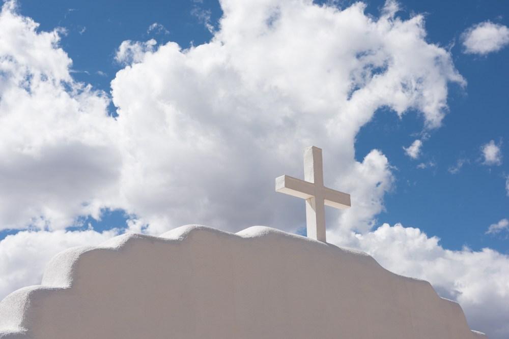 morse 3 white cross