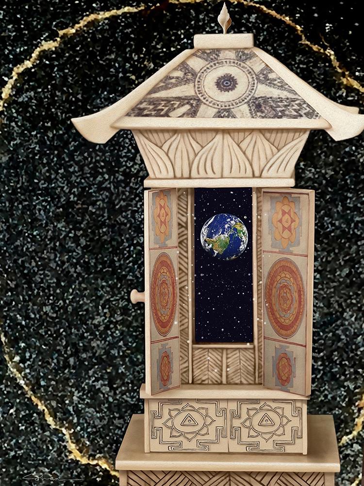 cohan 1 sacred space