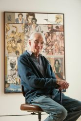 Michael H. Lewis: Balancing Life and Landscape — Carl Little