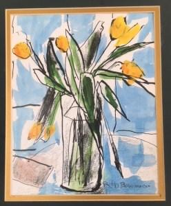 insight RuthBowman Yellow Tulips
