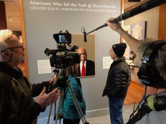 Richard Kane – On the Road with Robert Shetterlyand his Portraits of Americans Who Tell the Truth