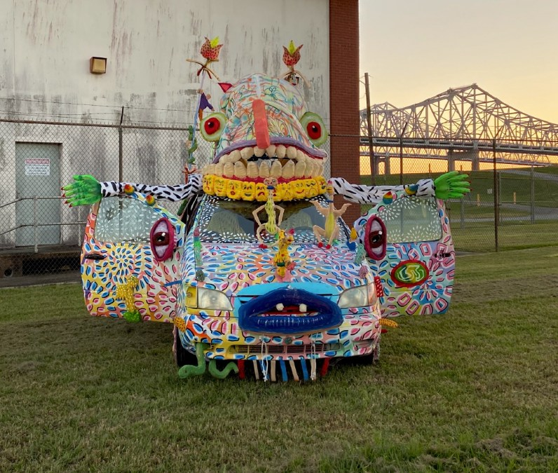 Veronica Cross – Letter from New Orleans: The Importance of Taking up Space