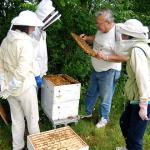 Sagadahoc Beekeepers Open Hive