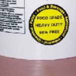 Is Your Honey Bucket Food-safe?