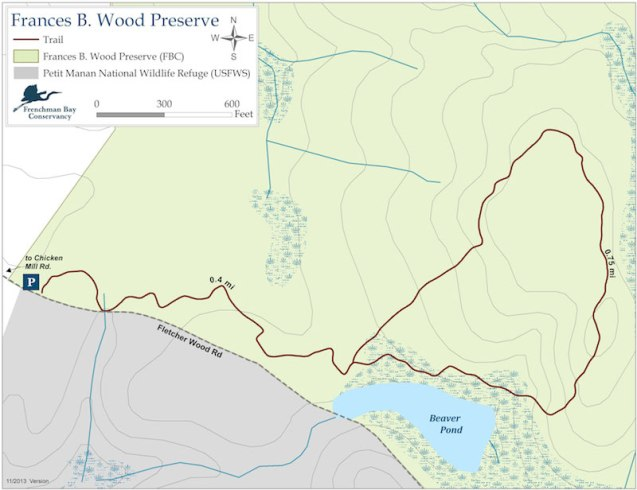 francis_b_wood_trail_map