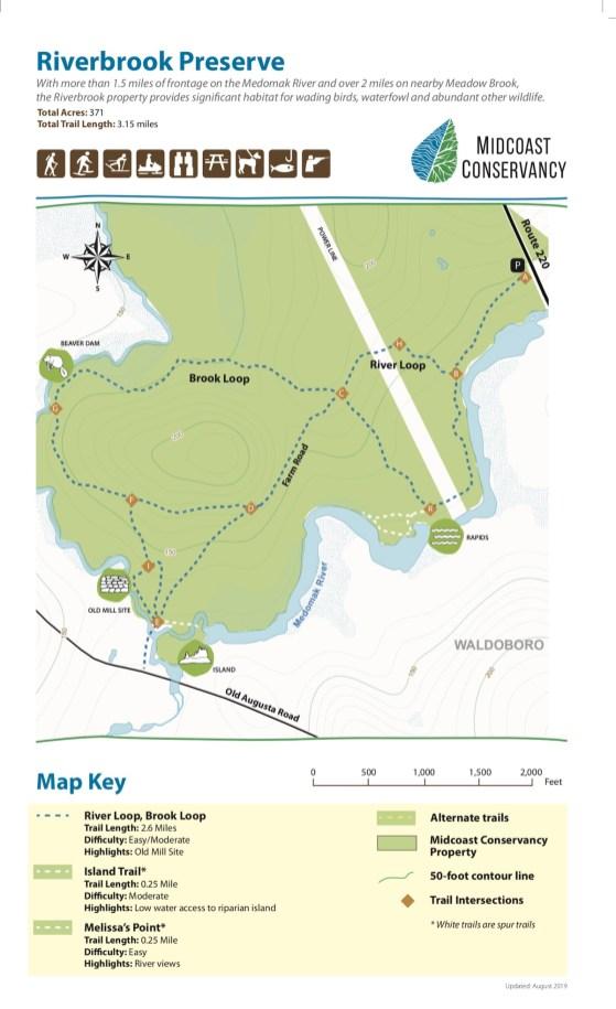 Riverbook preserve map