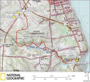 littleriverhikingtrailmap