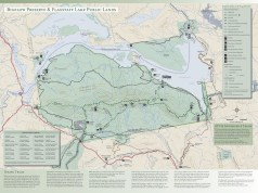 bigelow-preserve-flagstaff-lake-map