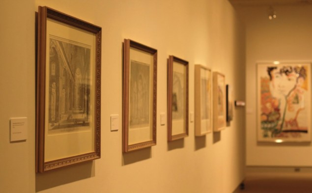 Bangor's University of Maine Museum of Art is one of the nine stops on the Maine Art Museum Trail. Photo by Kyah Lucky.
