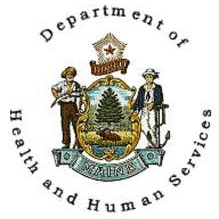 Maine Department of Health and Human Services logo