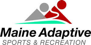 Maine Adaptive Sports logo
