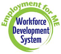 Employment for ME - Workforce Development System logo