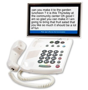 CapTel Caption Phone