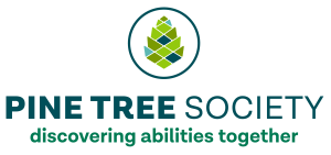 Pine Tree Society - discovering abilities together - logo