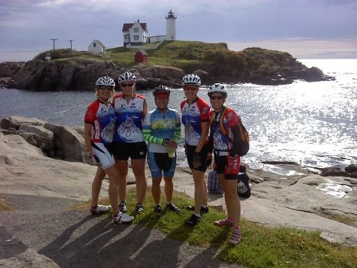 Century Ride_Nubble Light