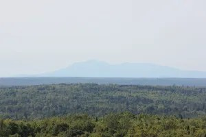 Who knew Katahdin was visible this far east