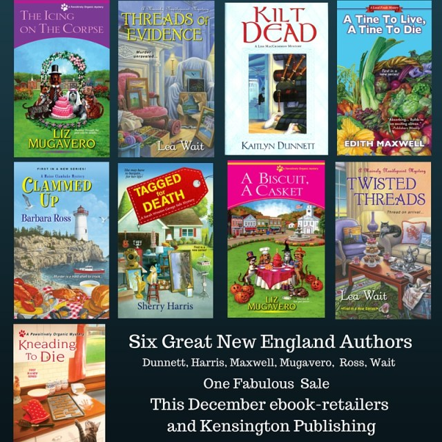 6Great New England Authors5